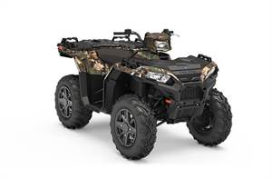 Sportsman® 850 SP - Polaris® Pursuit® Camo