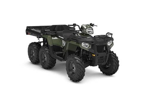 2019 Sportsman® 6X6 570 - Sage Green