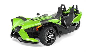 2019 SLINGSHOT SL ICON, 49ST, ENVY GREEN