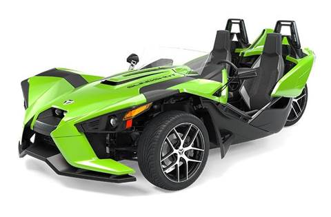2019 Slingshot® SL - Icon Series Envy Green