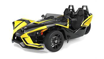 2019 Slingshot® SLR - Icon Series Daytona Yellow