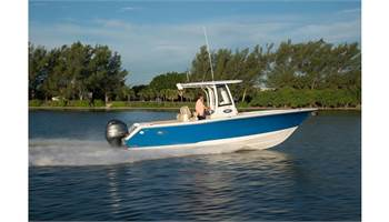 2019 Gamefish 27 with Coffin Box