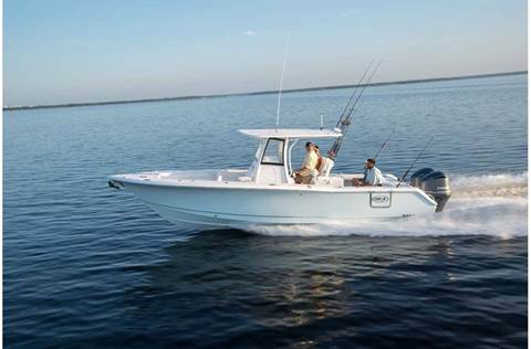 2019 Gamefish 30 with Forward Seating