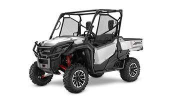 2019 Pioneer 1000 LE 3 SEATER