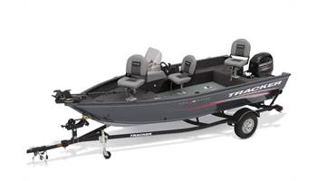2019 Pro Guide™ V-16 SC 60HP Charcoal w/Carpet