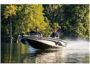 Stock Image: Z18 Bass Boat hull shot