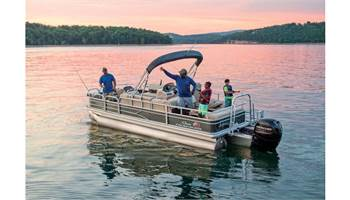 2019 Fishing Barge 22 XP3