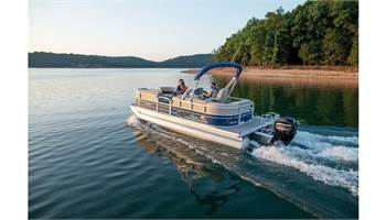 2019 Party Barge 20 w/90 ELPT 4S CT