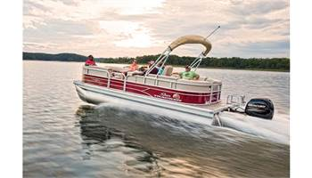 2019 Party Barge 22 XP3 w/150L 4S
