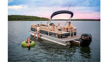 2019 PARTY BARGE® 22 RF DLX