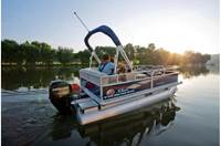 2019 Sun Tracker BASS BUGGY® 16 DLX