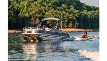2019 Signature Fishing Barge 22 XP3