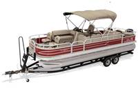 2019 Sun Tracker FISHIN' BARGE® 24 DLX