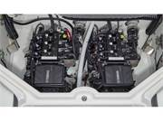 Stock Image: Twin Yamaha Marine Engines