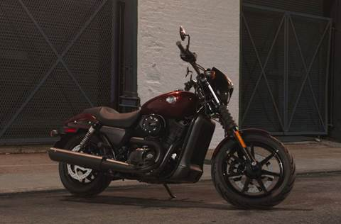 2019 Harley-Davidson Street® 500 - Color Option