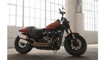 2019 Fat Bob® 114 - Two-Tone Custom Option