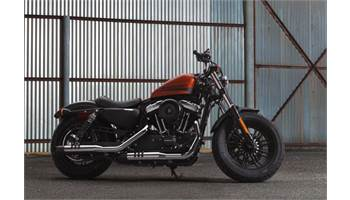 2019 Forty-Eight® - Two-Tone Custom Option