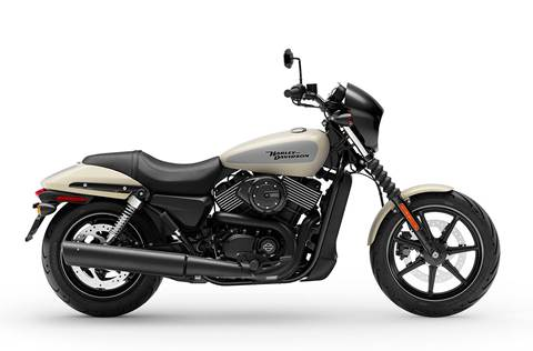 2019 Harley-Davidson Street® 750 - Two-Tone Option