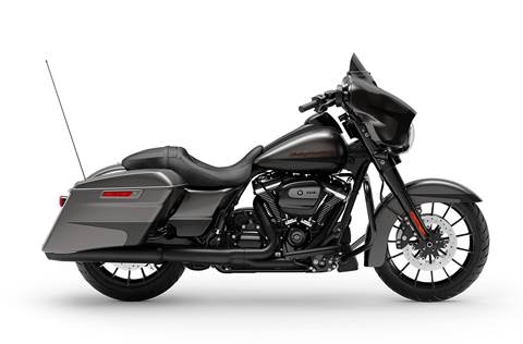 2019 Street Glide® Special - Two-Tone Custom Option