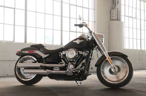 2019 Fat Boy® 114 - Two-Tone Option
