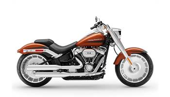 2019 Fat Boy® 114 - Two-Tone Custom Option
