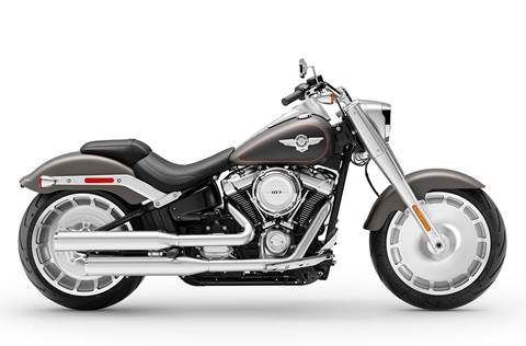 2019 Fat Boy® 107 - Two-Tone Option