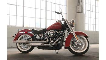 2019 SOFTAIL DELUXE FLDE