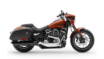 2019 Sport Glide® - Two-Tone Custom Option