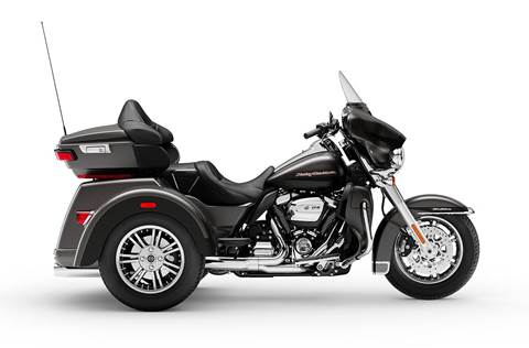 2019 Tri Glide® Ultra - Two-Tone Custom Option