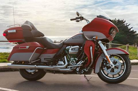2019 Road Glide® Ultra - Two-Tone Option