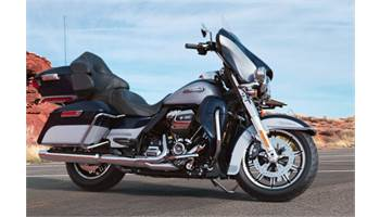 2019 Electra Glide® Ultra Classic® - Two-Tone Option