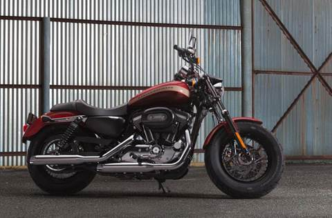 2019 1200 Custom - Two-Tone Option