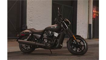 2019 Harley-Davidson Street® 750 - Color Option