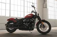 2019 Harley-Davidson® Street Bob® - Two-Tone Option