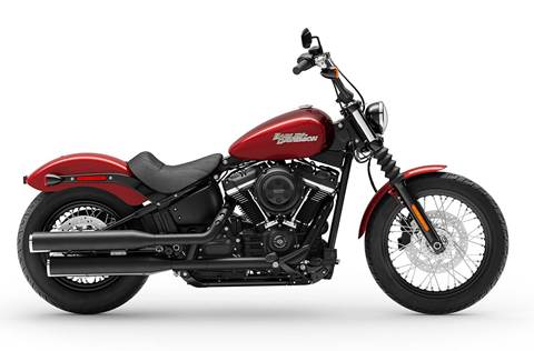 2019 Street Bob® - Color Option