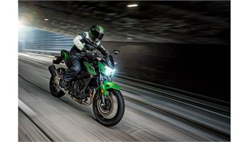 2019 Z400 ABS - Green