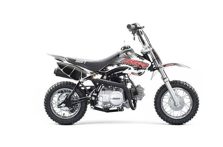 SSR Motorsports Pit Bike