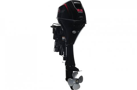 2019 FourStroke 9.9 HP ProKicker - 25 in. Shaft