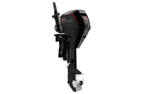 2019 FourStroke 15 HP EFI ProKicker - 25 in. Shaft