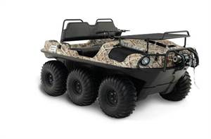 Frontier 700 Scout 6x6