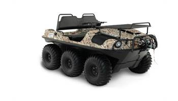 2019 FRONTIER SCOUT 6X6 BREAK UP CAMO