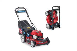 "22"" PoweReverse™ Personal Pace® SMARTSTOW® High Wheel Mower (20355)"