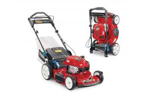 "22"" SMARTSTOW Personal Pace High Wheel Mower"