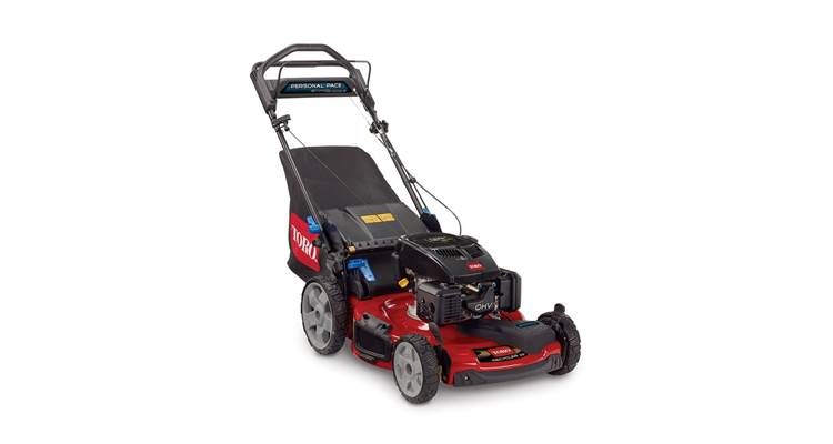 Toro 22 PoweReverse™ Personal Pace® Recycler® walk-behind mower