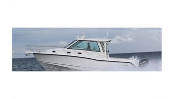 2019 345 Conquest Pilothouse