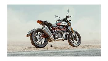 2019 Indian® FTR™ 1200 S - Race Replica