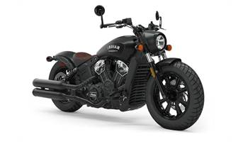 2019 Indian® Scout® Bobber ABS - BLK SMOKE
