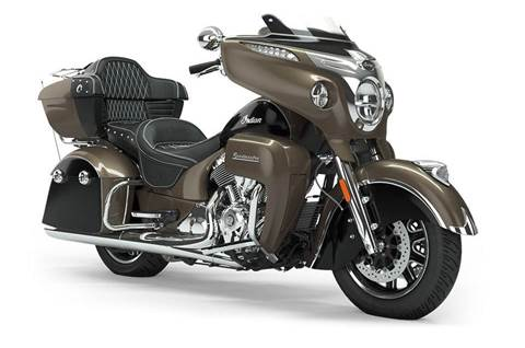 2019 Indian® Roadmaster® - Two-Tone Option