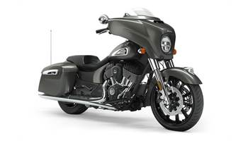 2019 CHIEFTAIN, STEEL GRAY, 49ST