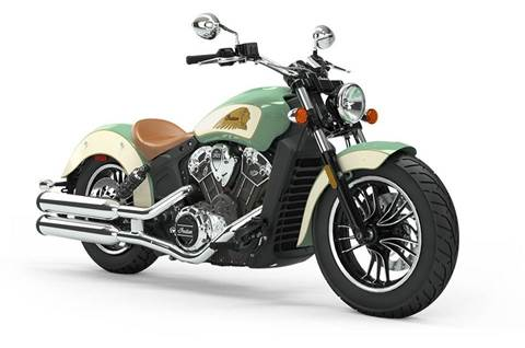 2019 Indian® Scout® ABS - Two-Tone Option